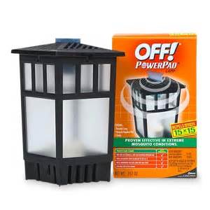 off yard deck area insect repellent outdoor fogger