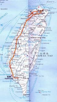 Maps of Taiwan   Detailed map of Taiwan in English ...