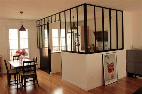 verriere coulissante pour cuisine verrière de cuisine avec porte coulissante
