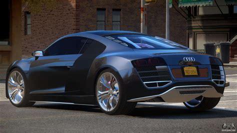 Audi R8 E-Tuning for GTA 4