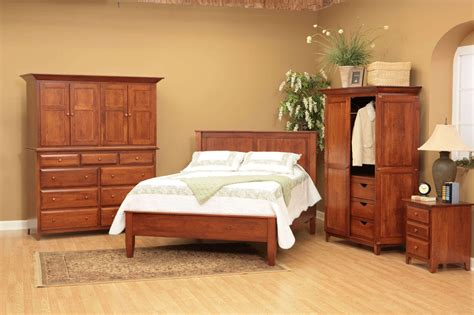 Solid Wood Ready Assembled Bedroom Furniture House Of All