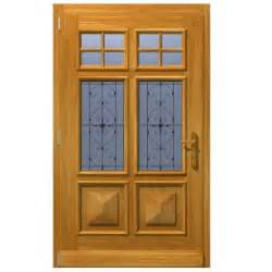 "Eingangstür Aus Holz  Modell ""gerden"""