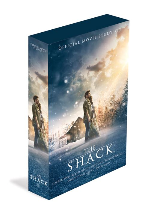 shack  study kit church media outreach marketing