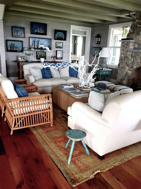 Permalink to Beach House Living Room Furniture Ideas