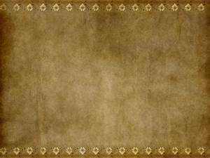 brown paper texture or parchment paper with ornamental ...