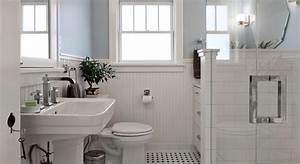 Craftsman Bathroom Gets Its Good Looks Back Pfister