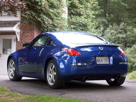 2002 Nissan 350z Photos