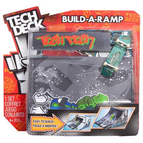 tech deck build a r quarter pipe ebay