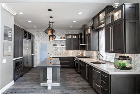 gray kitchen ideas kitchen countertop design ideas for grey kitchen color