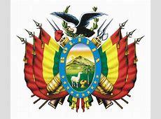 Dibujo De Escudo De Bolivia 10