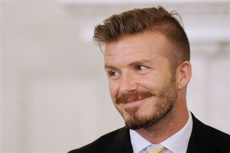 12 Best Images About David Beckham's Hairstyles On