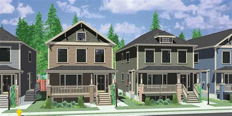 Multigenerational House Plans, 8 Bedroom House Plans, D592
