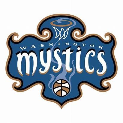 Washington Mystics Transparent Logos Svg Redskins Vector