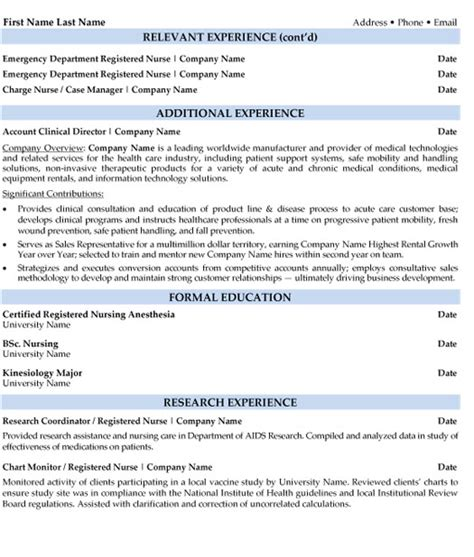 registered resume writing services registered nursing professional resume sle template