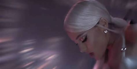 Ariana Grande's 'no Tears Left To Cry' Video