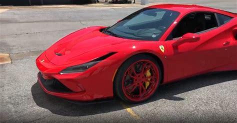 Toute la discographie de djadja & dinaz : Gucci Mane's New Custom Ferrari F8 Tributo is One of the First in USA