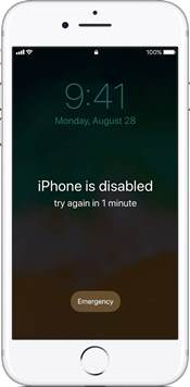 how to a locked iphone if you forgot the passcode for your iphone or ipod