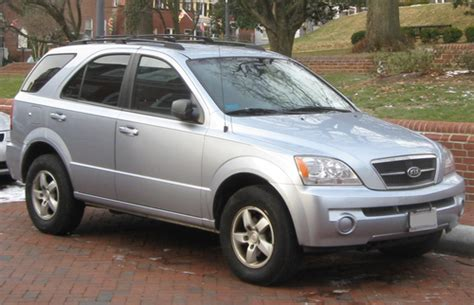 Kia Sorento 2002-06 Service Repair Manual