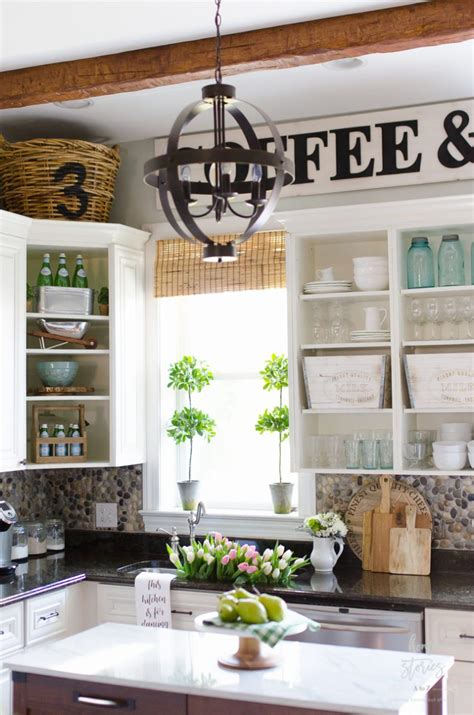 Decorating Ideas For The Kitchen by 18 Decor Ideas