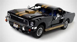 Lego Technic Mustang : custom lego r c ford mustang gt 350 h is lego r c done ~ Kayakingforconservation.com Haus und Dekorationen