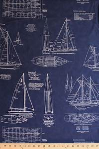 Cotton Sailboats Tall Ships Boats Schooners Building Plans