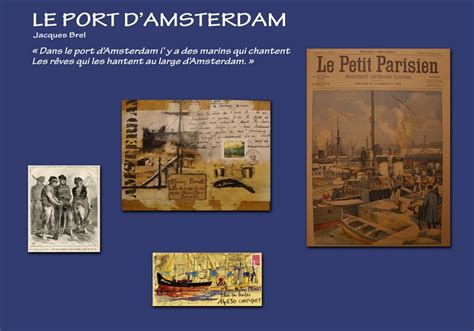 le port d amsterdam
