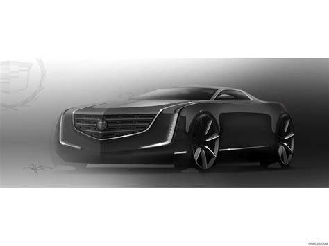 2013 Cadillac Elmiraj Concept Front