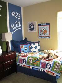 little boy room ideas 50 Sports Bedroom Ideas For Boys | Ultimate Home Ideas