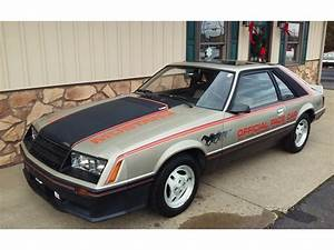 1979 Ford Mustang Indy Pace Car for Sale | ClassicCars.com | CC-1176779