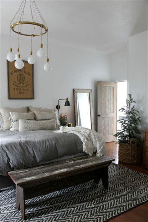 bedroom lighting modern farmhouse ideas hello lovely Farmhouse