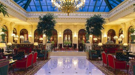 restaurant le bar du grand hotel  paris  opera grands boulevards menu avis prix