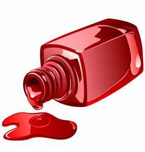 Nail Polish Vector | Free Images at Clker.com - vector ...