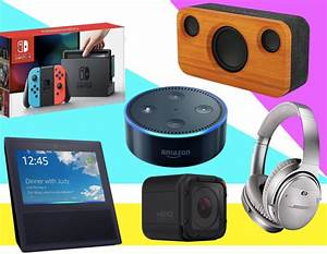 39 Best Tech Gifts For Men 2017 - Electronic Gift Gadgets ...