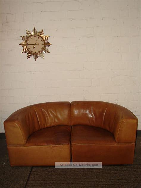 de sede ds  modular leder sofa sessel bueffelleder