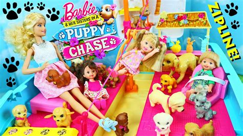 barbie puppy rv dog mobile home toy review  kelly