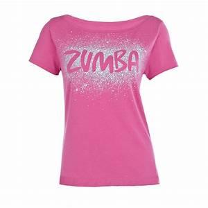 Zumba Cosmic Fancy Top Shirt size XS/S XL/XXL - Berry