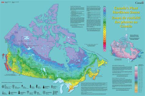 Canada Hardiness Zones Frost Dates Veseys