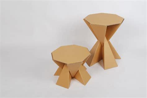 space saving planet saving paper furniture yanko design