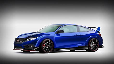 Honda Civic Coupe by New Honda Civic Coupe Gets Dressed In Type R Livery