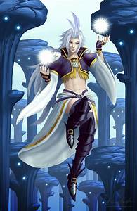 Final Fantasy IX Kuja By BritneyPringle On DeviantArt