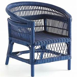 Fauteuil Bleu Marine : un salon jaune et bleu marine joli place ~ Teatrodelosmanantiales.com Idées de Décoration