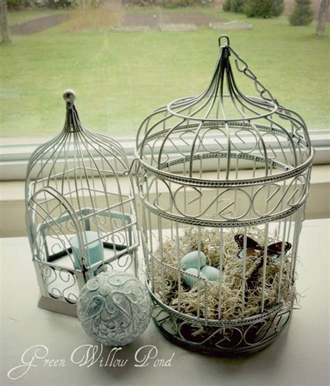 Bird Home Decor by 25 Best Ideas About Bird Cage Decoration On