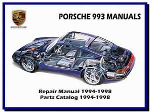Porsche 993  1994-1998  - Service Manual