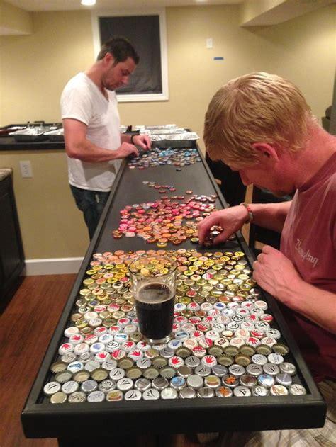 resultat cap cuisine cet homme collectionne des capsules de bière pendant 5 ans