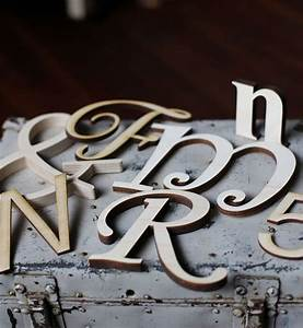 13 best images about craft supplies on pinterest fonts With 13 wooden letters
