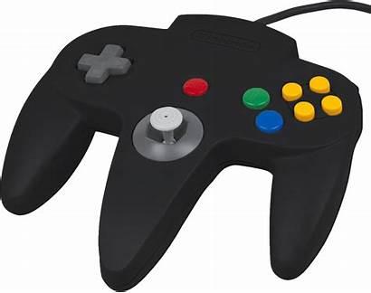 Controller N64 Nintendo Games Pwned