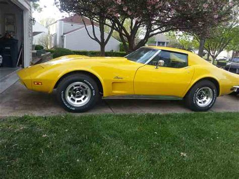 buy car manuals 1973 chevrolet corvette lane departure warning 1973 chevrolet corvette for sale on classiccars com 53 available page 2