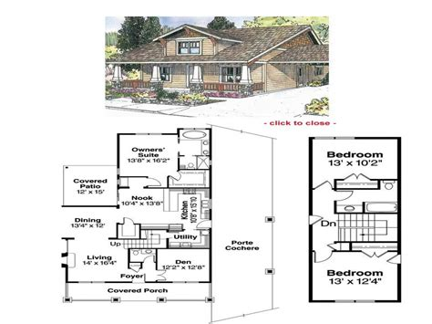 How To Find House Plans by Craftsman Bungalow Plans Find House Plans Vintage