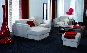 How to Use a Red Cushions in Decorating - Interior