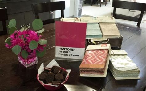 Day Kravet by Recap Pantone Day In Kravet Showrooms Inspired Talk